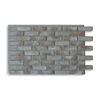 "Faux Reclaimed Brick 28"" - Aspen PLUS"