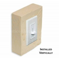 Outlet & Switch Trim - Cappuccino