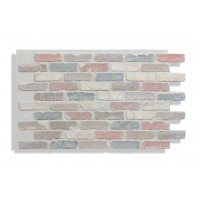 "Faux Chicago Brick 28"" - Retro"