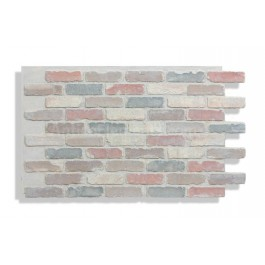 "Antico Faux Chicago Brick 28"" - Retro - Close"