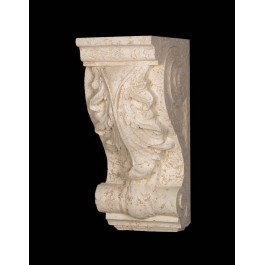 Corbel With Acanthus Leaf - 1224-2