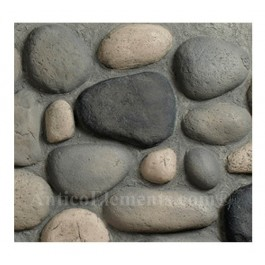 Brook - River Rock -Gray- SAMPLE - Rebate with next purchase