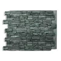 Alpi Panel Stone Veneer Charcoal 36 x 48