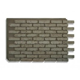 Antico Panel - Gray - Front