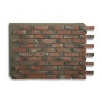 Antico Panel - Chicago Brick Red
