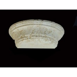 Half Deco Capital For 12inch column - 208H