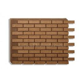 Villa Panel - Brick Exterios - Brown