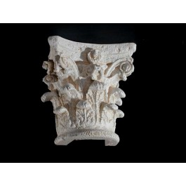 Half Corinthian Capital For 8inch column - 214H