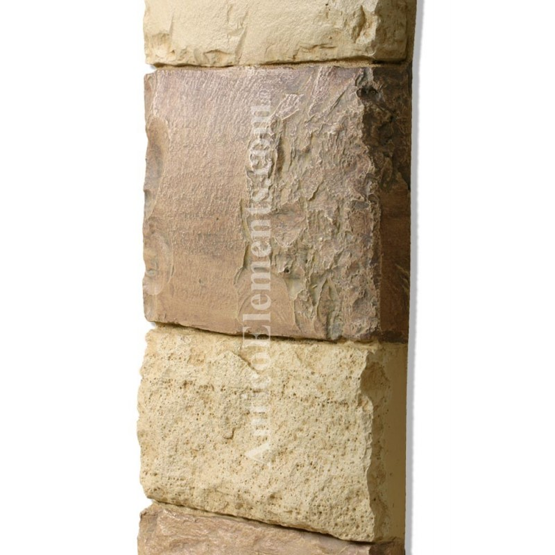 Antico Elements Stone Trim For All Panels Sand
