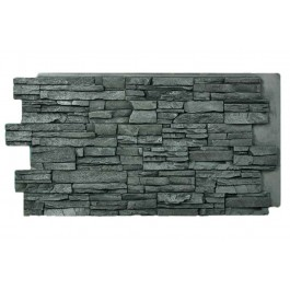 Alpi Dry Stack Panels Charcoal 24 x 48