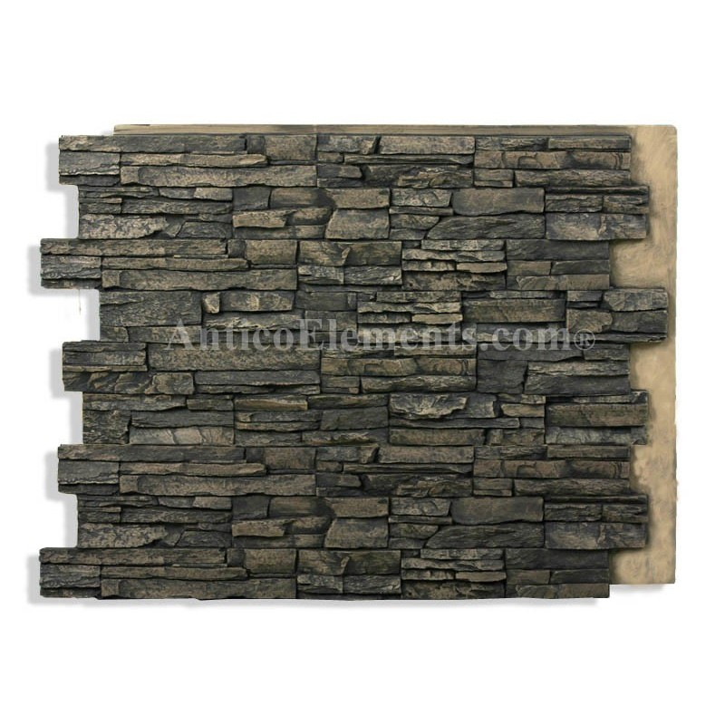 thin stone veneer panels for fireplace panel home depot stacked exterior