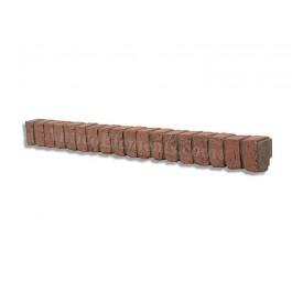 Ledge Trim For Antico Brick - Red