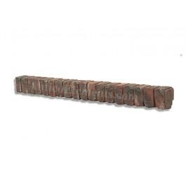 Ledge Trim For Antico Brick - Chicago Red