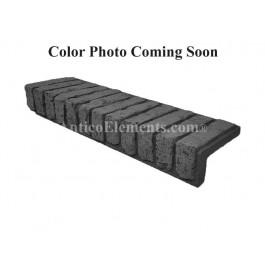 Wrap Around Trim For Antico Brick - Taupe