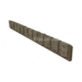 Window & Door Trim - Gray Brick