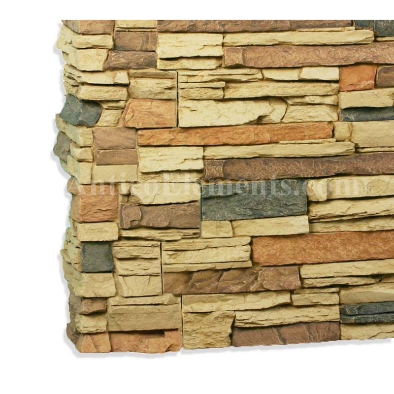 Faux Dry Stack Dry Stack Panels