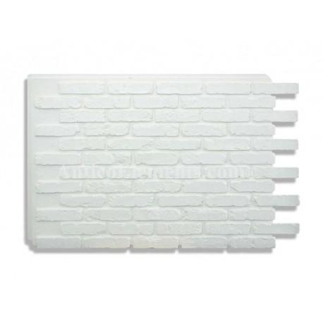 Antico Brick - White - Front
