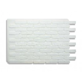 Antico Brick - White - Side