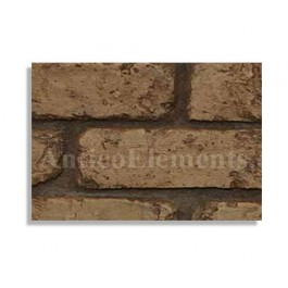 Antico Brick Sample - Brown