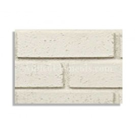 Villa Brick Sample - White