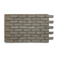 "Faux Reclaimed Brick 28"" - Aspen"