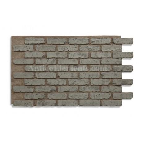 "Antico Faux Reclaimed Brick 28"" - Aspen"