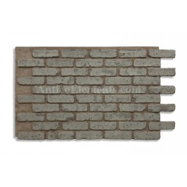 "Antico Faux Reclaimed Brick 28"" - Aspen"
