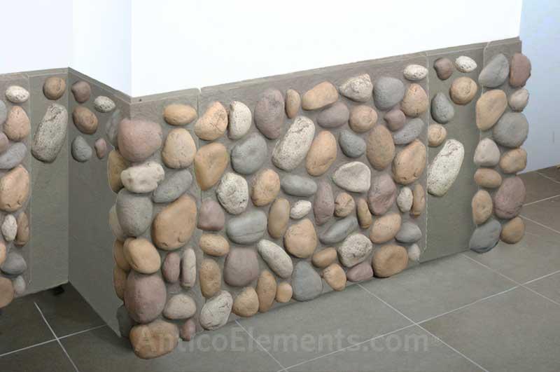Arrange the individual rocks