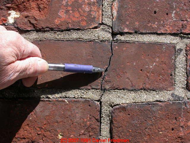 Chimney Cracks