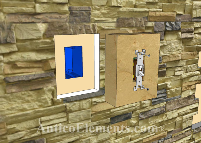 Installation Of Switch And Outlet Trim 171 Antico Elements Blog