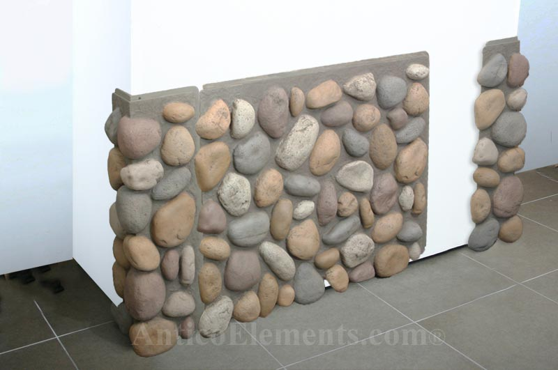 Faux Rock Panels - Fake rock flooring