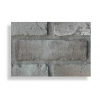 "Faux Reclaimed 28"" Panel Brick Sample - Aspen PLUS - With Rebate - Free Standard Shipping"