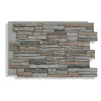 Laguna Faux Stacked Stone - Beach