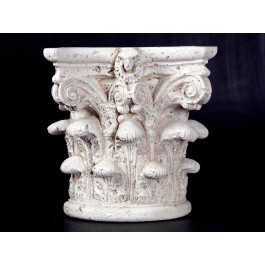 Half Corinthian Capital For 12inch column - AP355H