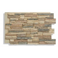 Laguna Faux Stacked Stone - Cappuccino