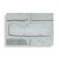 "Faux Chicago Brick 28"" Panel Sample - Storm - With Rebate - Free Standard Shipping"