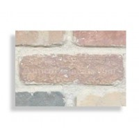 "Faux Reclaimed 28"" Panel Brick Sample - Retro - With Rebate - Free Standard Shipping"