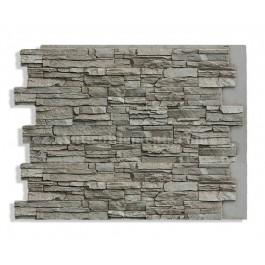 Alpi Panel Stone Wall Ash 36 x 48 - Front