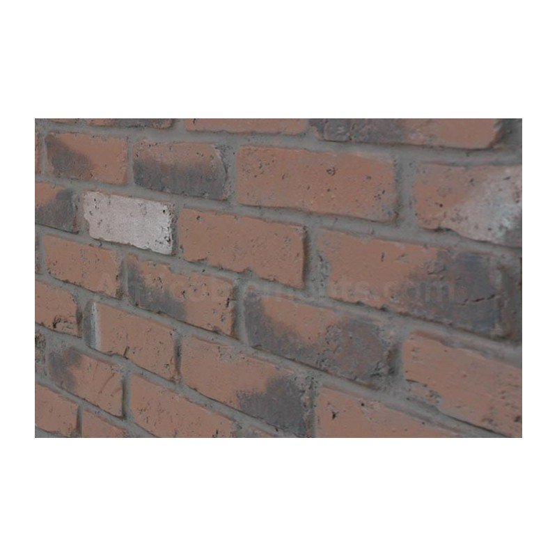 Faux Reclaimed Brick 28 Chicago Red Close Dg Read Notes Below
