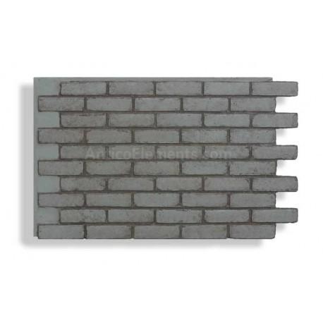 Faux Contempo Brick - Aspen