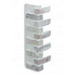 "Corner for 28"" Brick Panels - Cotton"