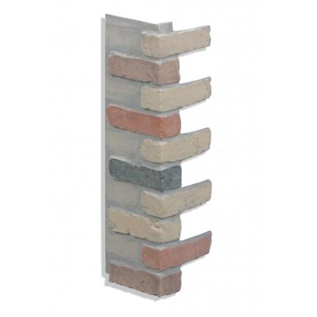 "Corner for 28"" Brick Panels - Retro"