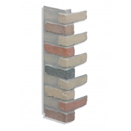 "Corner for 28"" Brick Panels - Retro"