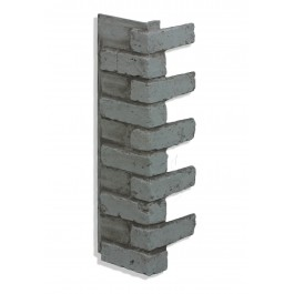 "Corner for 28"" Brick Panels - Aspen"