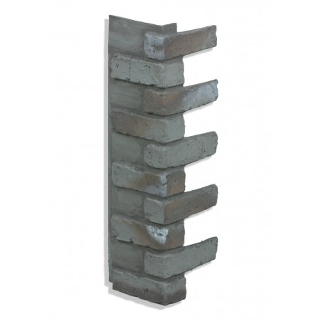 "Corner for 28"" Brick Panels - Aspen Plus"