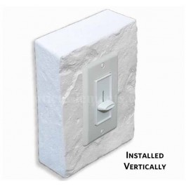 Outlet & Switch Trim - Glacier