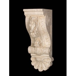 Corbel With Sea Horse - 1224-1