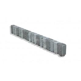 "Ledge Trim For 28"" Brick Panels - Storm - Side"
