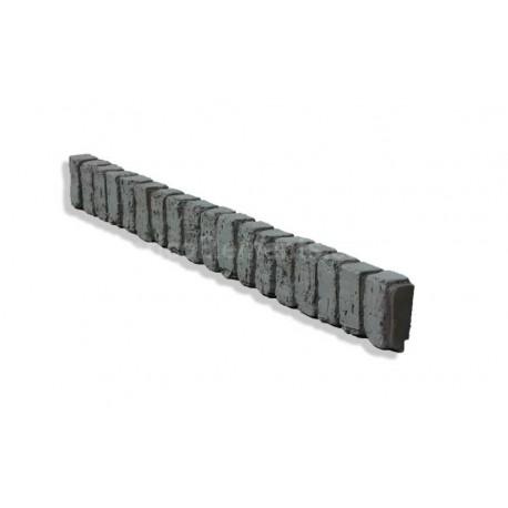 """Ledge Trim For 28"""" Brick Panels - Aspen - Side"""