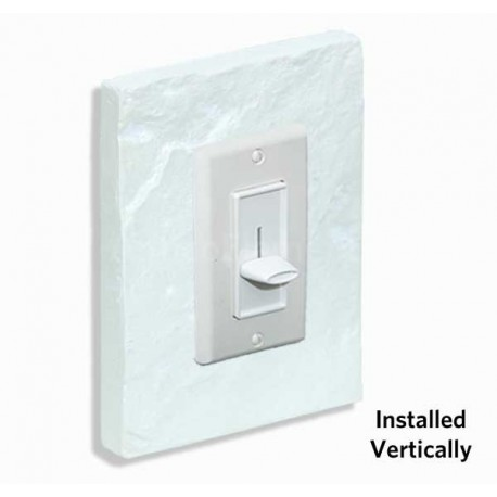 Outlet & Switch Trim - Cotton -Front